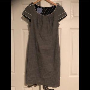 Kay Unger New York Gray Dress